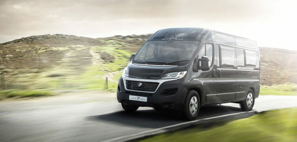 South Hereford Motorcaravan Centre auto-trail home